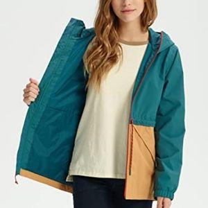 High quality Burton Rain Jacket with Hood
